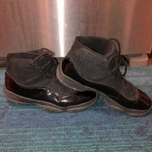 Jordan Men's Black Basketball Sneakers